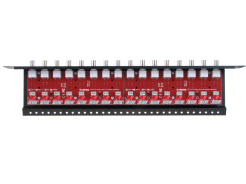 16-channel separator AHD HD-CVI, HD-TVI and surge protector