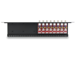 8- channel surge protection to UTP and coaxial cable LHD-8R series PRO