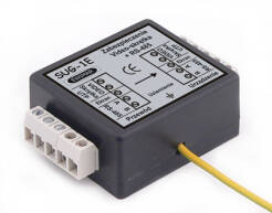 Surge protector for Video twisted pair and RS-485