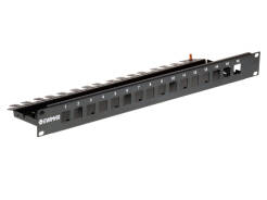 "Rack 19"" base for protection modules series PTF-64 and PTU-64"
