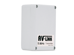 AHD wireless transmitter to lifts and elevators