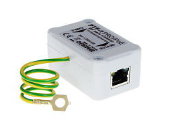 Surge protection for LAN and IP camera, PTF-1-PRO/PoE