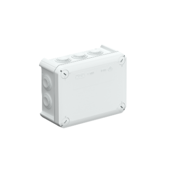 Junction box BOX2, waterproof IP66