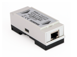 Surge protection for LAN mounted on DIN rail, PTF-1-DIN