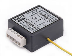 Surge protector for RS-485 and power supply 24VAC