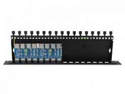 8-channel IP surge protector, Extreme series, with InPoE function
