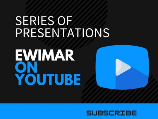 Ewimar on air: The third in the series of Ewimar presentations on Youtube